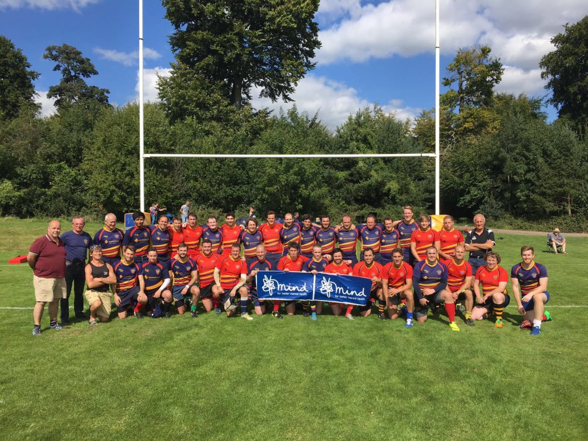 Saracens outshone by Gethin All Stars