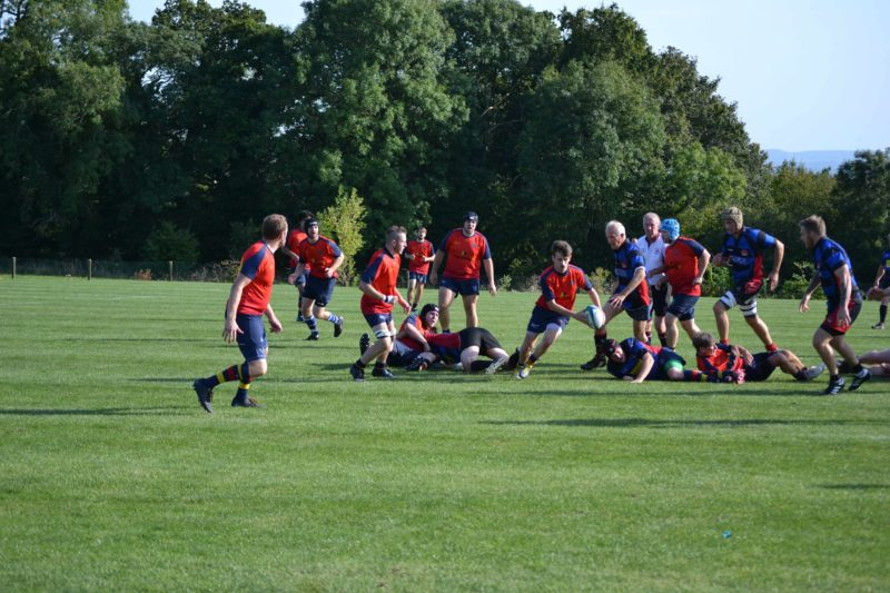 Home vs Bradford on Avon 2nds 21/9/19 15